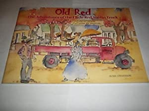 Old Red . The Adventures Of The: Stevenson Alma