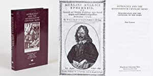 Astrology and the Seventeenth Century Mind -: Lilly, Wlliam] Geneva,