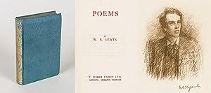 Poems.: Yeats, William Butler