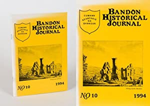 Bandon Historical Journal. No. 10. 1994.: Hamilton, Padraig [ed.].