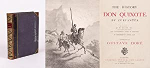 The History of Don Quixote. Illustrated by: Cervantes Saavedra, Miguel