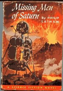 Missing Men of Saturn: Philip Latham
