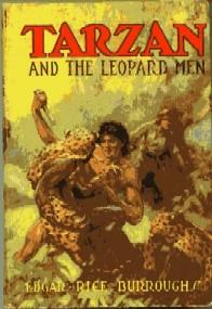 Tarzan and the Leopard Men: Edgar Rice Burroughs