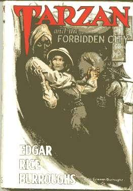 Tarzan and the Forbidden City: Edgar Rice Burroughs