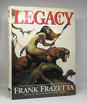 Legacy: Selected Paintings & Drawings by the: Edited By Arnie