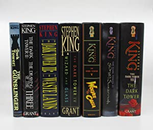 The Dark Tower Series in 7 Volumes: Stephen King