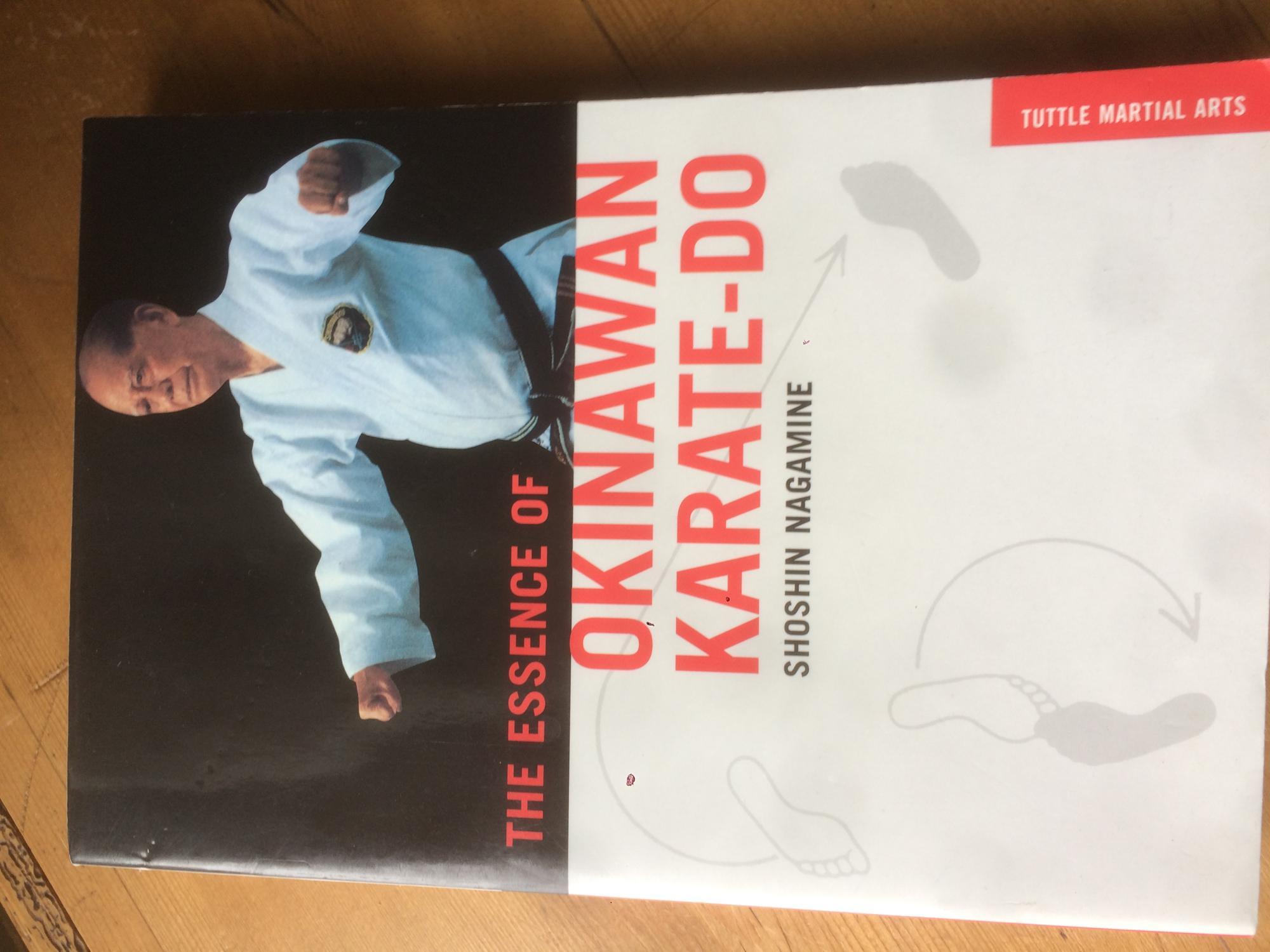 The Essence Of Okinawan Karate Do By Nagamine Shoshin border=
