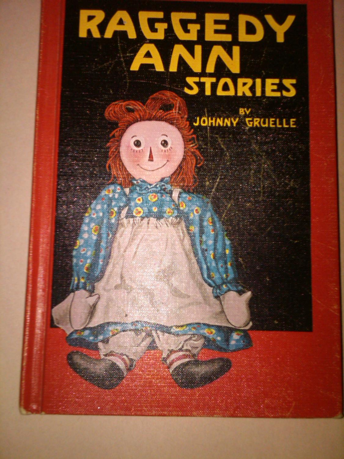 raggedy ann stories by johnny gruelle bobbs merrill company