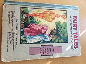 Fairy Tales - From Grimms' & Andersen's - for Children 8 to 12 years old: Grimm and ...