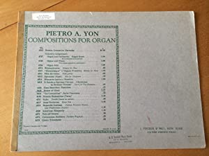 Hymn of Glory: Pietro A. Yon