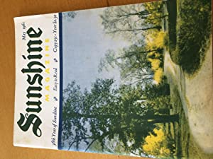 Sunshine Magazine June 1961 Vo. XXXVIII, No 6: Henry F. Henrichs