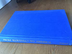 From Slovania-to America Recollections and Collections: Marie Prisland