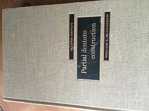 Partial Denture Construction, Second Edition: William L McCracken