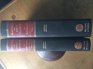 Fractures an Joint Injuries, Vol I &: Sir Reginald Watson-Jones