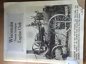 Wisconsin Steam Antique Engine Club - A: Ed Westen