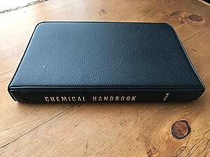 Lefax Chemical Handbook: various