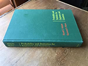 Probability & Statistics for Engineers and Scientists: Ronald E Walpole