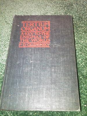 Tertium Organum: P.D. Ouspensky