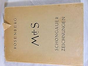 Schongauer Zeichnungen: Jacob Rosenberg