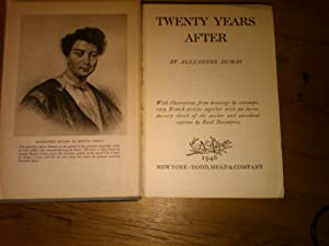 Twenty Year After: Alexandre Dumas