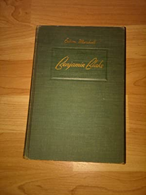 Benjamin Blake: Edison Marshall
