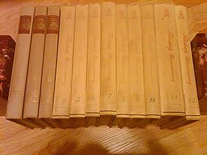 Kopoti Raksti, 12 Volumes: R. Blaumanis,