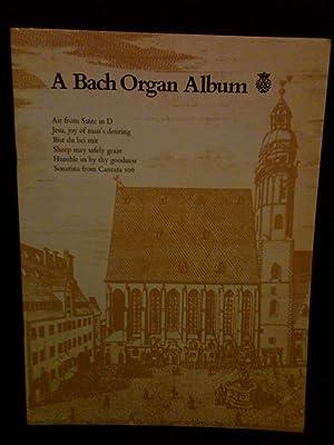 A Bach Organ Album (Air from Suite: J.S.Bach