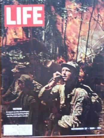 Life Magazine November 27, 1964 - Cover: