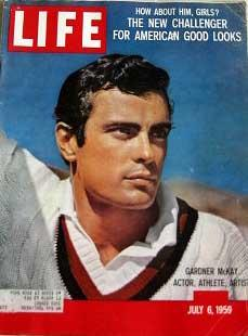 Life Magazine July 6, 1959 -- Cover: Gardner McKay