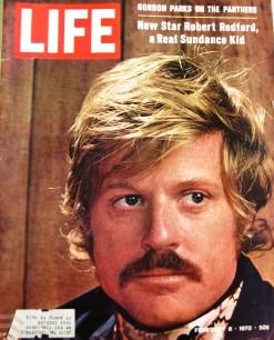 Life Magazine February 6, 1970 -- Cover: Robert Redford, a Real Sundance Kid