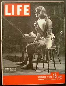 Life Magazine December 2, 1946 - Cover: