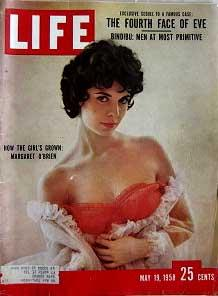 Life Magazine May 19, 1958 -- Cover: How the Girl's Grown, Margaret O'Brien