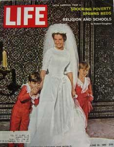 Life Magazine June 16, 1961 -- Cover: Weddings Around the World