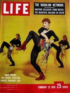 Life Magazine February 23, 1959 -- Cover: