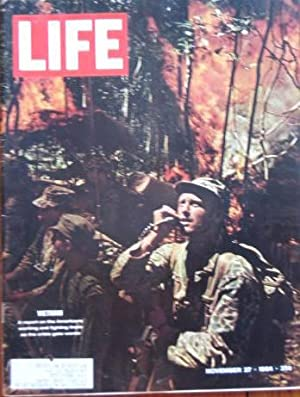 Life Magazine November 27, 1964 - Cover: Vietnam