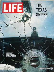 Life Magazine August 12, 1966 -- Cover: The Texas Sniper