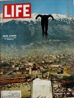 Life Magazine February 14, 1964 -- Cover:
