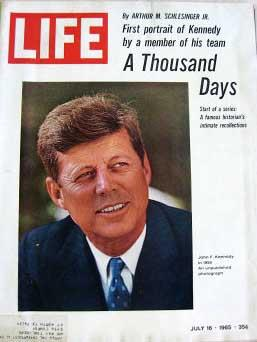 Life Magazine July 16, 1965 -- Cover: