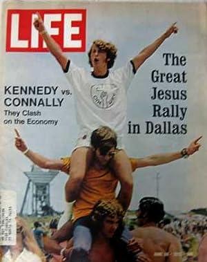 Life Magazine June 30, 1972 -- Cover: