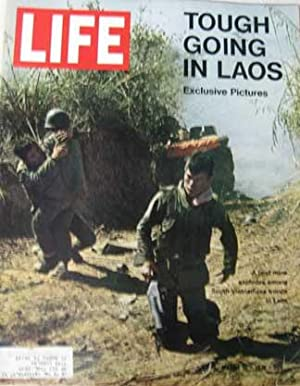 Life Magazine March 12, 1971 -- Cover: