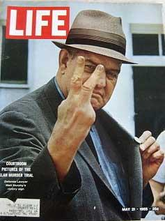 Life Magazine May 21, 1965 -- Cover: Klan Defense Lawyer Matt Murphy