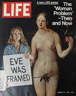 Life Magazine August 13, 1971 -- Cover: