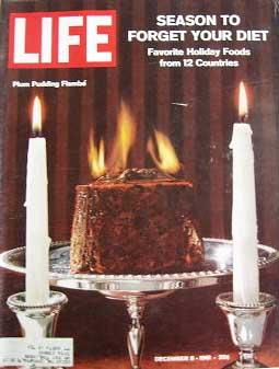 Life Magazine December 8, 1961 -- Cover: