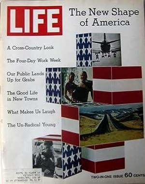 Life Magazine January 8, 1971 -- Cover: