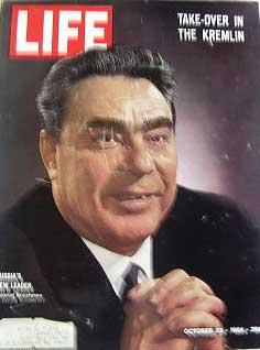 Life Magazine October 23, 1964 -- Cover: