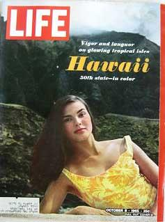 Life Magazine October 8, 1965 -- Cover: