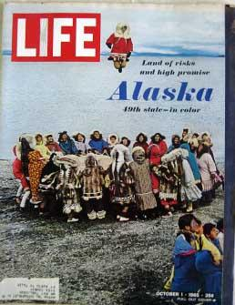 Life Magazine October 1, 1965 -- Cover: