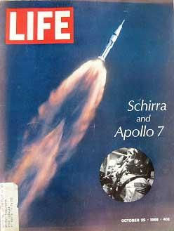Life Magazine October 25, 1968 -- Cover: