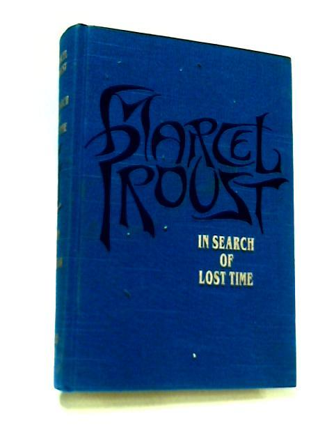 in search of lost time proust pdf