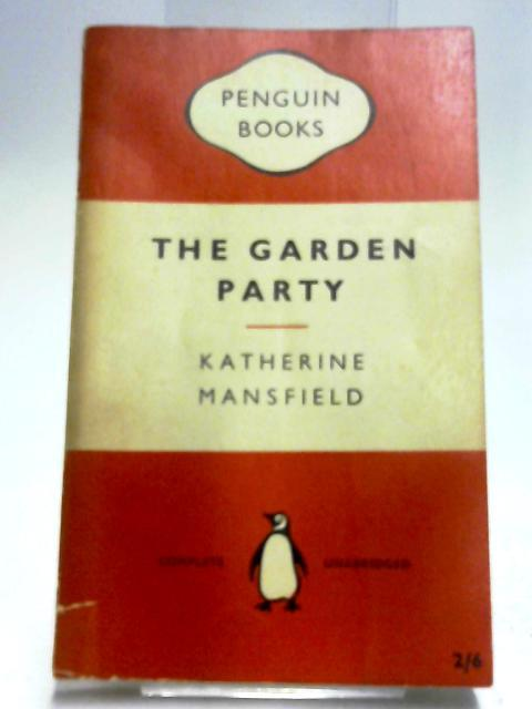 Mansfield the garden party zvab for The garden party katherine mansfield